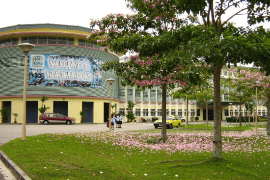 Northbrooks Sec School at Yishun